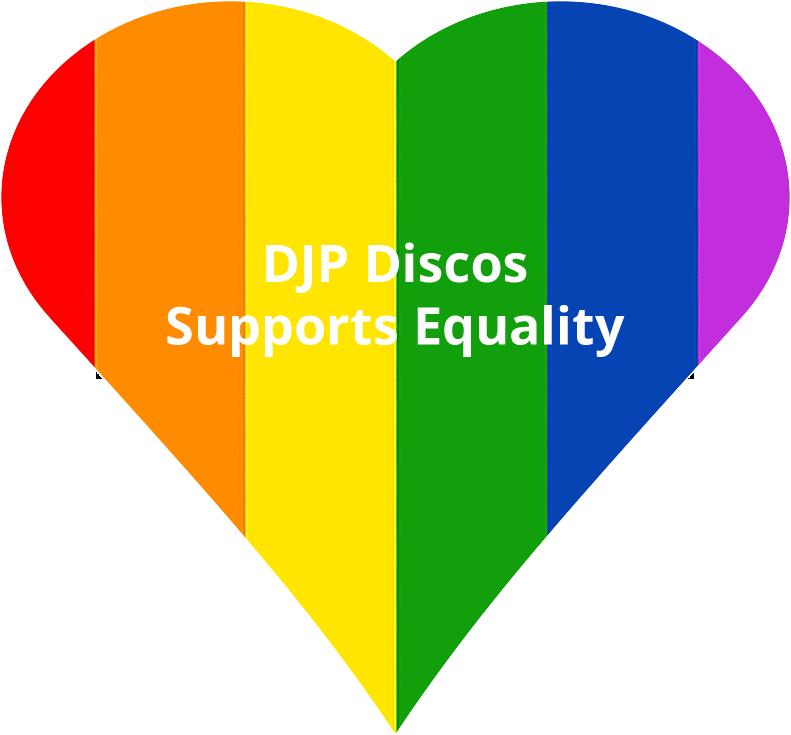 DJP Discos Supports LGBTQ